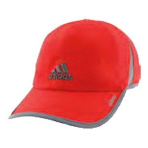 Men`s Adizero II Tennis Cap Scarlet and Onix