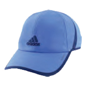 Men`s Adizero II Tennis Cap Blue and Mystery Blue