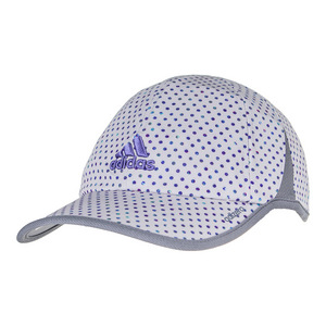 Women`s Adizero Extra Tennis Cap White and Onix
