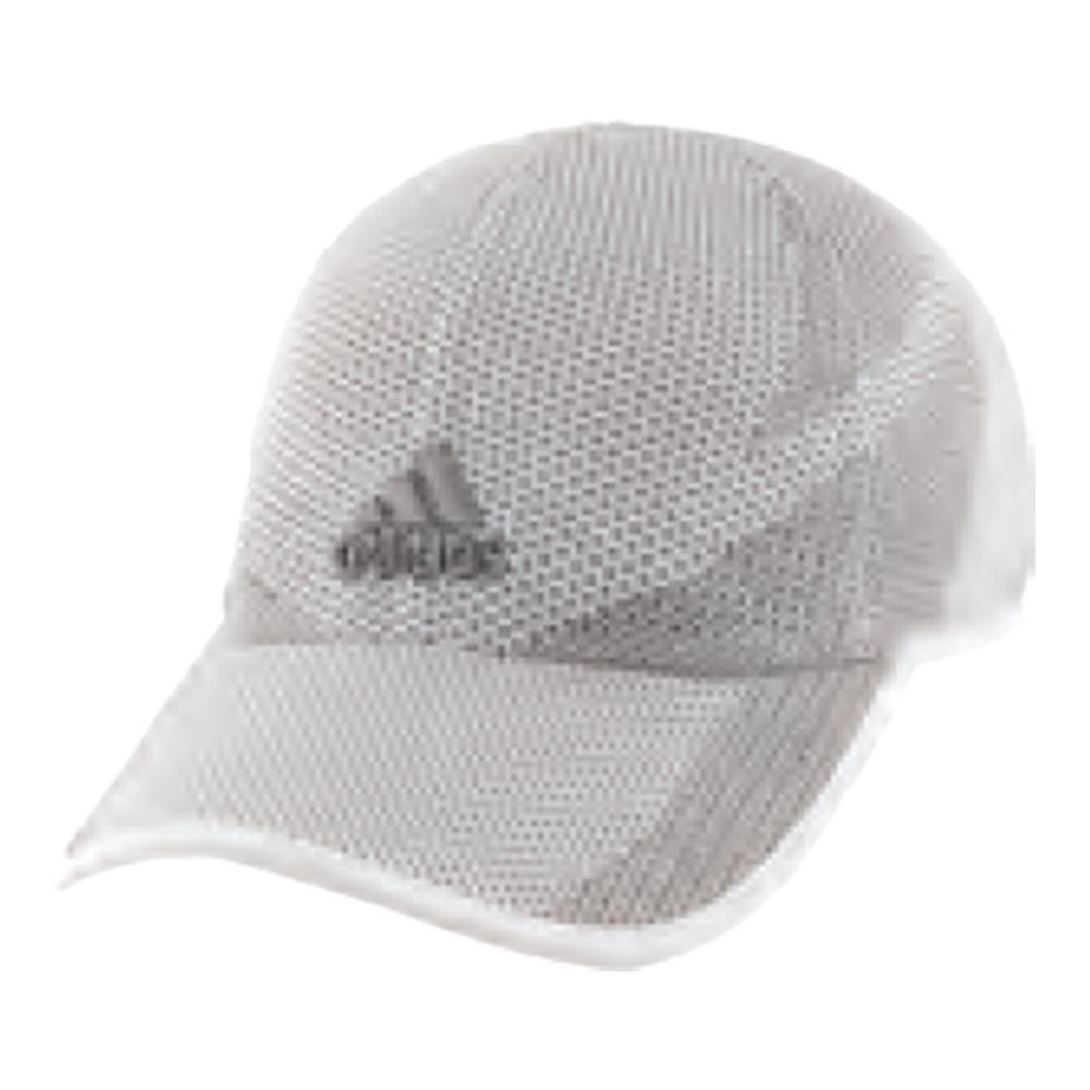 Men's Adizero Prime Tennis Cap White And Gray