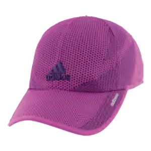 Women`s Adizero Prime Tennis Cap Vivid Pink and Dark Purple