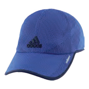 Men`s Adizero Prime Tennis Cap Blue and Collegiate Navy