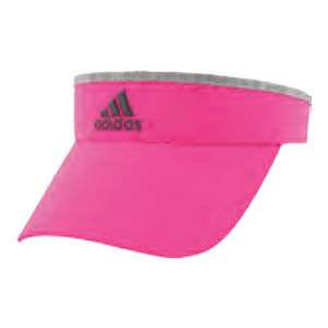 Women`s Match Tennis Visor Shock Pink