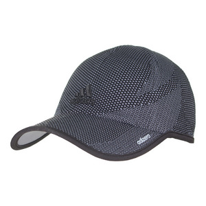 Women`s Adizero Prime Tennis Cap Black and Onix
