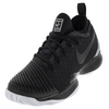 NIKE Men`s Air Zoom Ultra React Tennis Shoes Black and White