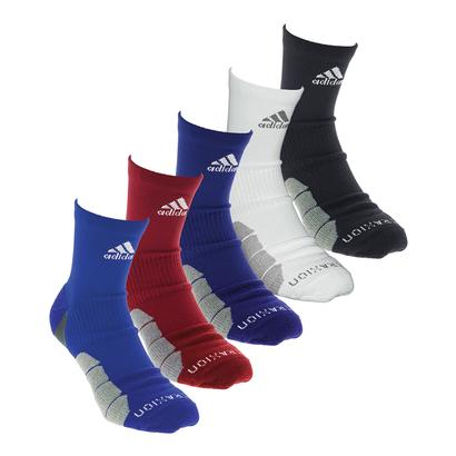 Men`s Traxion Menace High Quarter Tennis Socks