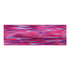 ADIDAS Freestyle Tennis Hairband Shock Pink Whimsy Print