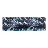 ADIDAS Freestyle Tennis Hairband Collegiate Navy Oxidized Print