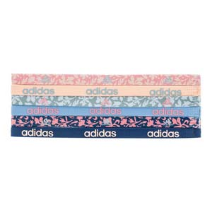 Fighter Graphic Hairband 6 Pack Victoriana and Easy Blue