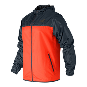Men`s Windcheater Tennis Jacket Alpha Orange