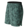 NEW BALANCE Men`s Printed Wovenn 2 In 1 Tennis Short Typhoon Print