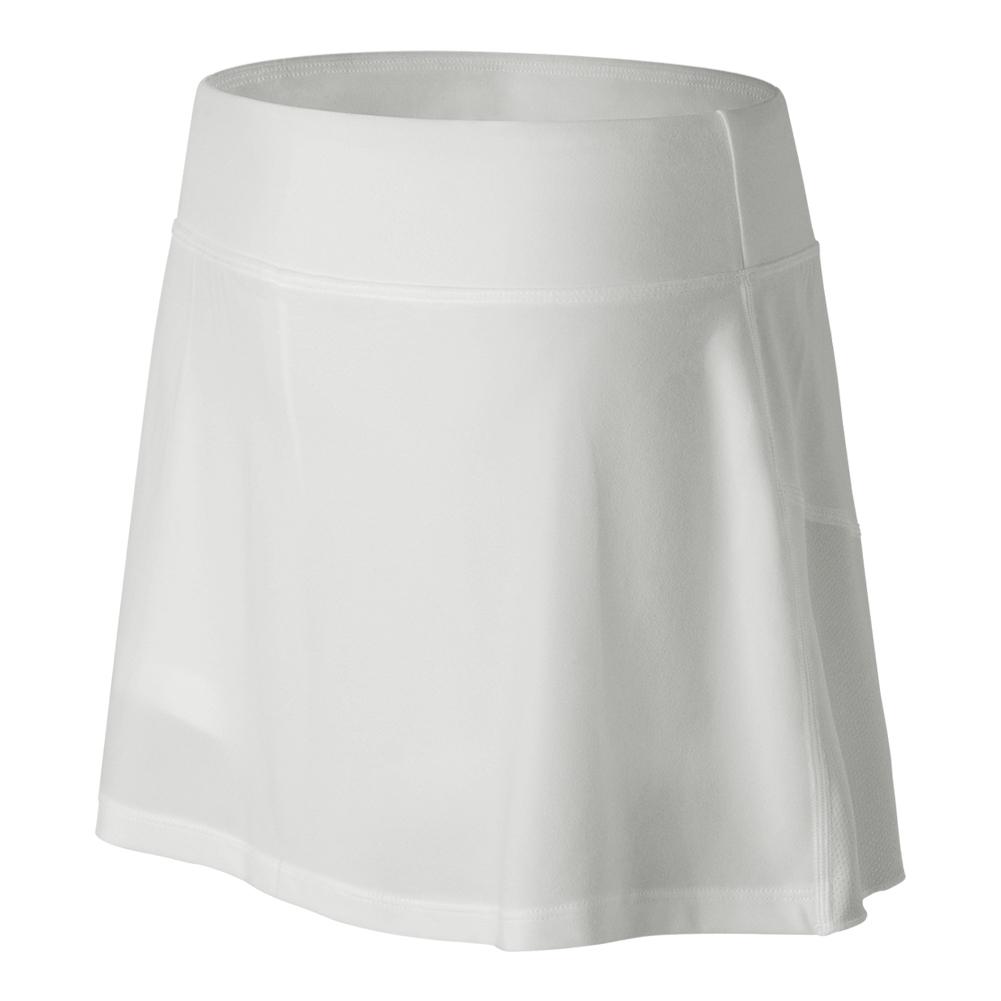 Women's Casino Tennis Skort White