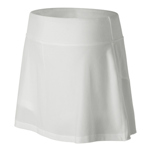 Women`s Casino Tennis Skort White