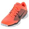 NIKE Men`s Air Zoom Ultra Tennis Shoes Hyper Orange and Black