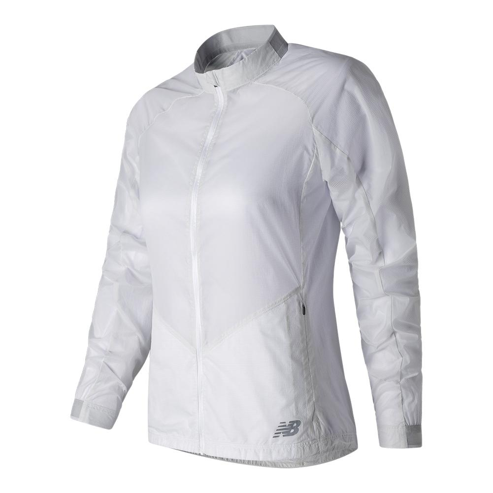Women's First Tennis Jacket White