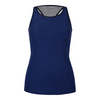 TAIL Women`s Farren Tennis Tank Twilight Space Dye
