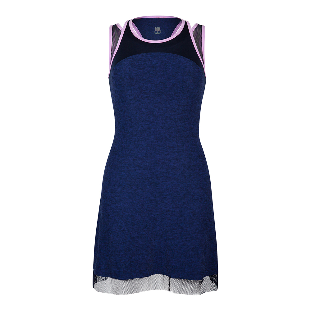 Women's Nancy Tennis Dress Twilight Space Dye