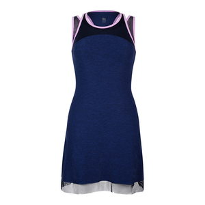 Women`s Nancy Tennis Dress Twilight Space Dye