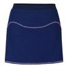 TAIL Women`s Bristol 14.5 Inch Tennis Skort Twilight Space Dye