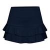 TAIL Women`s Doubles 13.5 Inch Tennis Skort Navy Blue
