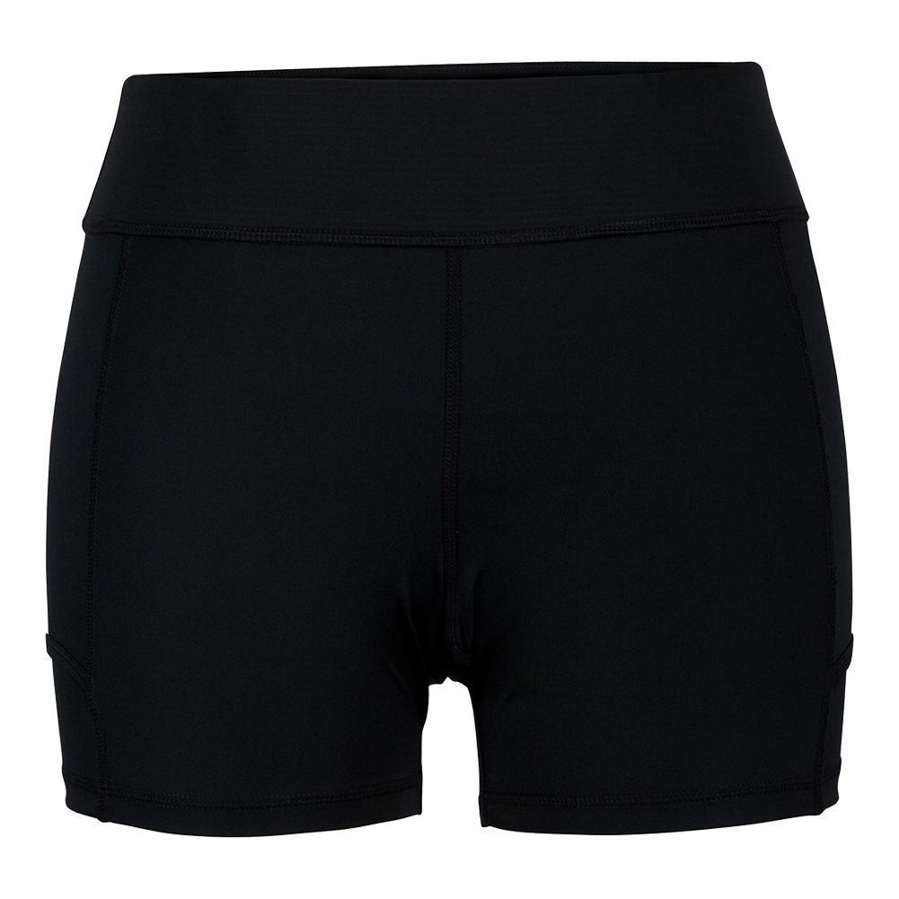 Women's Antonia Tennis Compression Short Black