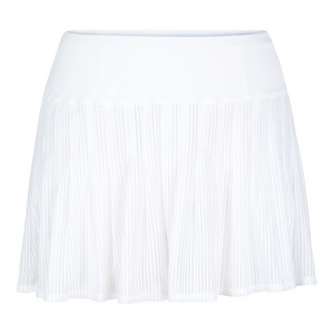 Women`s Evelyn 13.5 Inch Tennis Skort White