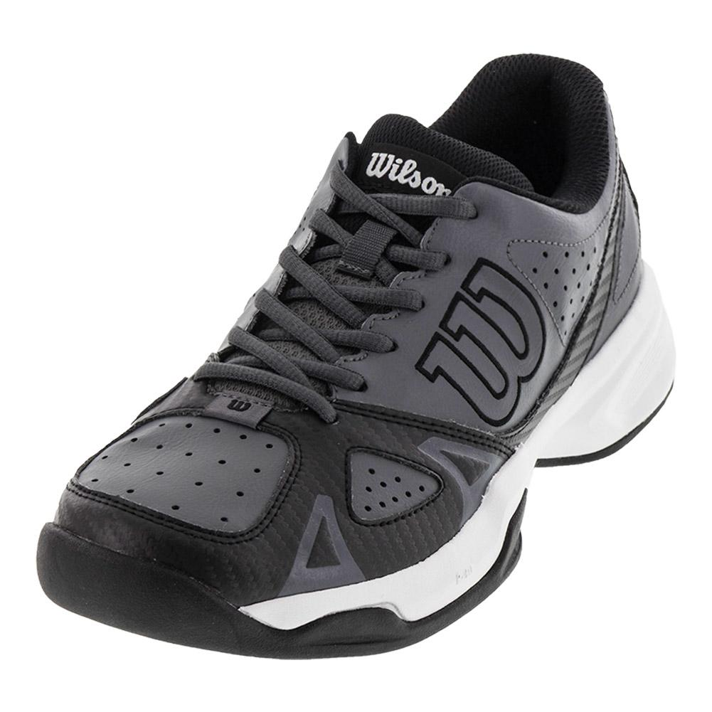 Men's Rush Open 2.0 Tns Shoes Iron Gate And Black