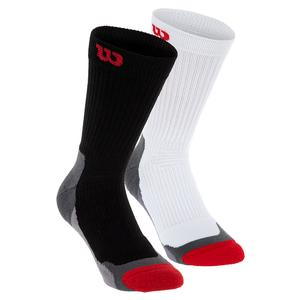 Men`s High-End Crew Tennis Socks