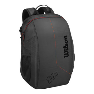 Fed Team Tennis Backpack Black