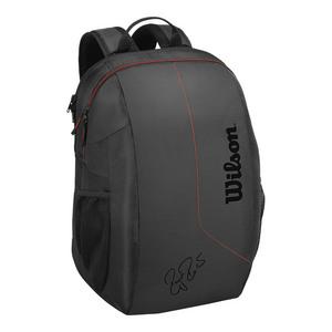 Fed Team Tennis Backpack Black