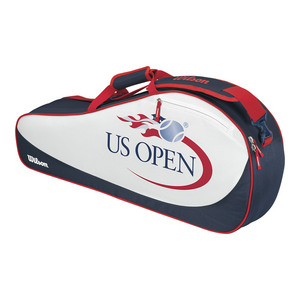 US Open 3 Pack Tennis Bag