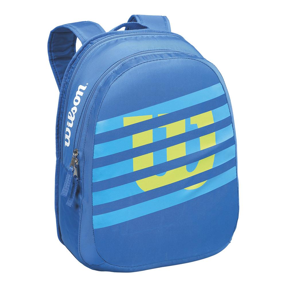 Match Junior Tennis Backpack Blue