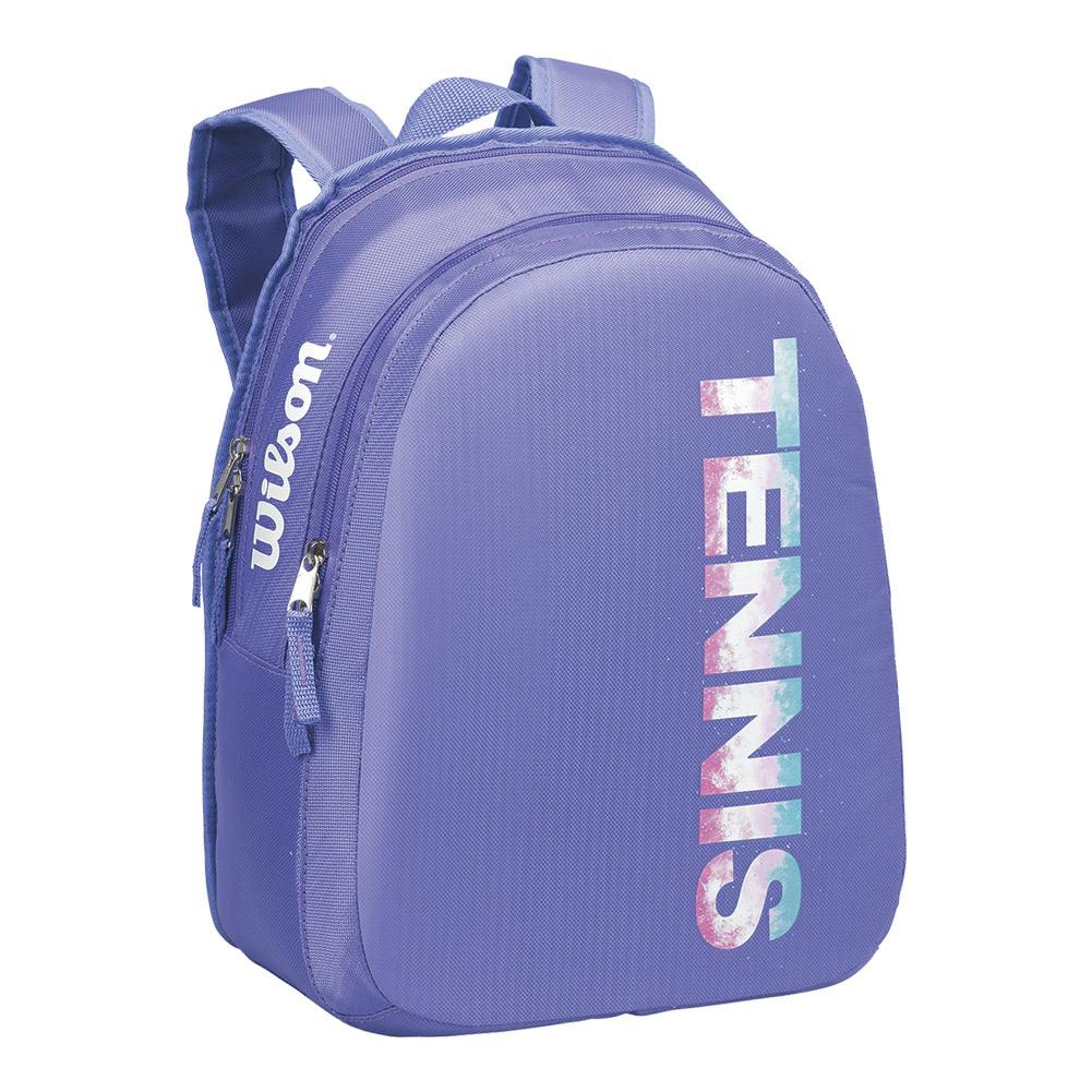 Match Junior Tennis Backpack Purple