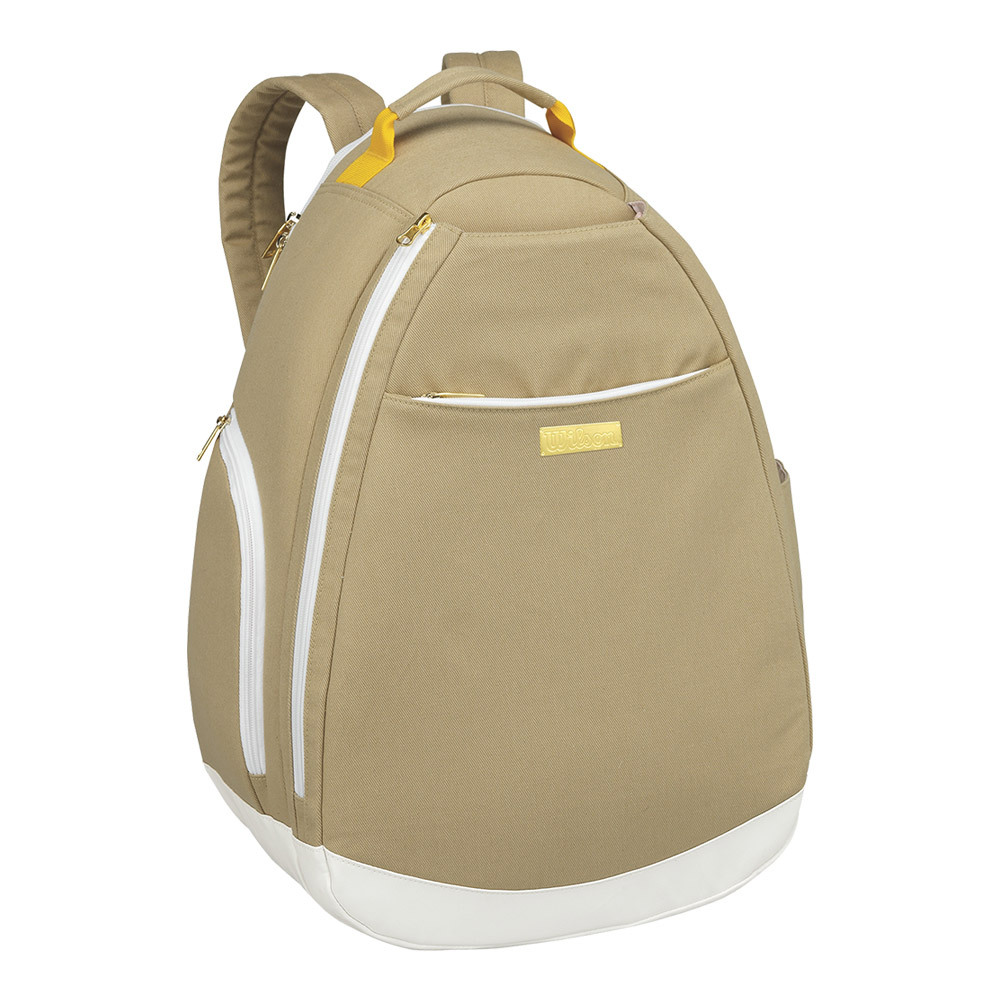 Women's Tennis Backpack Khaki