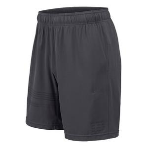 Men`s LS Laser 8 Inch Tennis Short Ebony