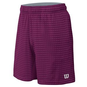 Men`s Spring Outline 8 Inch Tennis Short