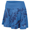 Women`s Spring Art 13.5 Inch Tennis Skirt 01_REGATTA/MARLIN