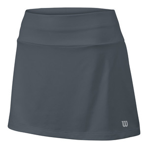 Girls` Core 11 Inch Tennis Skirt Turbulence