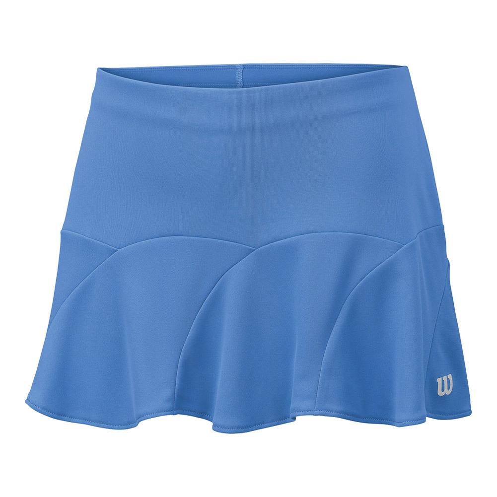 Girls'spring Shape 11 Inch Tennis Skirt Regatta