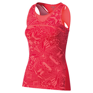 Women`s Athlete GPX Tennis Tank Diva Pink