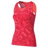ASICS Women`s Athlete GPX Tennis Tank Diva Pink