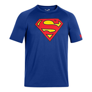 Men`s Alter Ego Superman Tee Royal