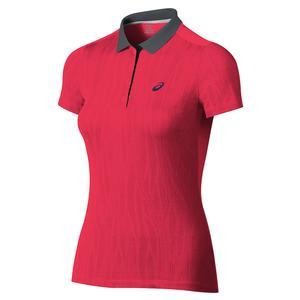 Women`s GPX Short Sleeve Tennis Polo