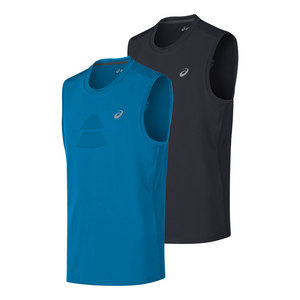Men`s Sleeveless Tennis Top