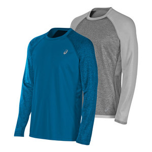 Men`s Reversible Long Sleeve Tennis Top