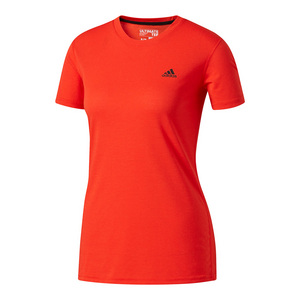 Women`s Ultimate Short Sleeve Tennis Tee Core Red