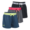 UNDER ARMOUR Girls` Play Up Short