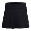 JOFIT Women`s Jacquard Swing Tennis Skort Black
