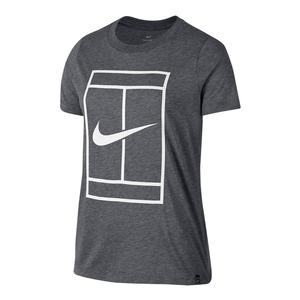 Women`s Court Signal Logo Tennis Tee