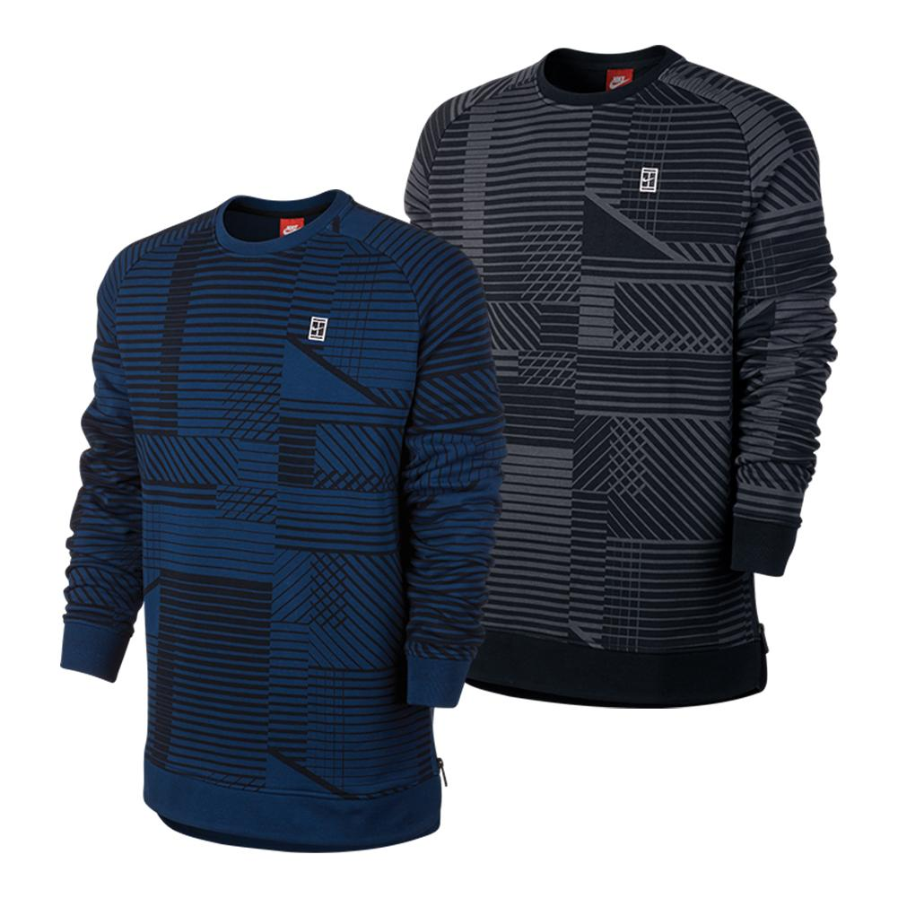 Men's Court Long Sleeve Tennis Top